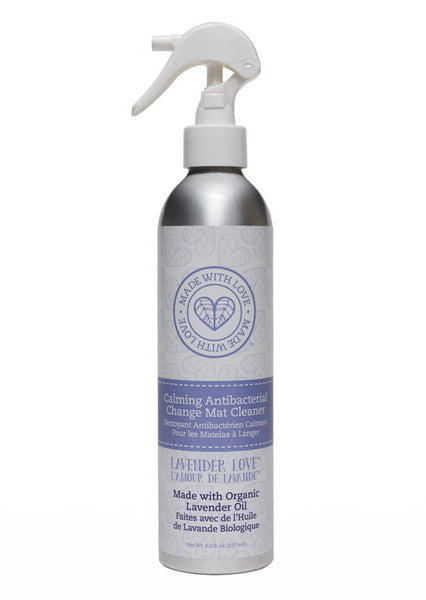 Calming Antibacterial Change Mat Cleaner