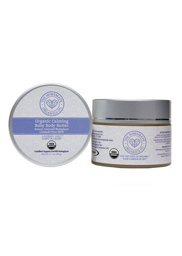Organic Calming Baby Body Butter