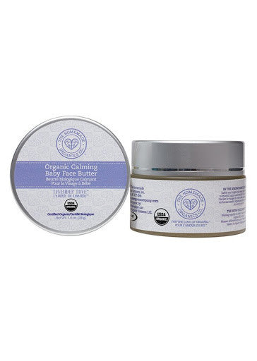Organic Calming Baby Face Butter