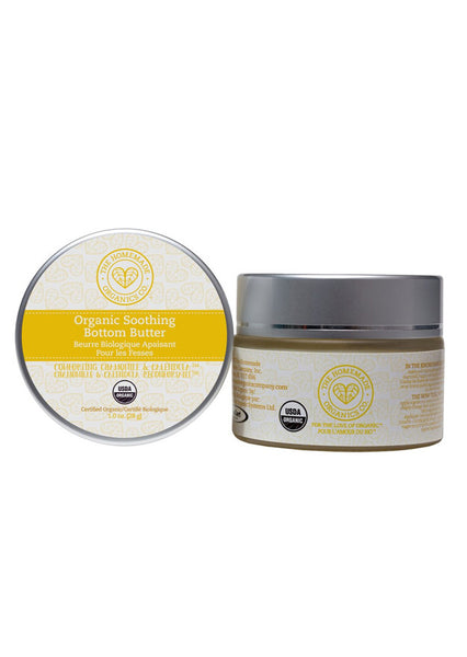 Organic Soothing Bottom Butter