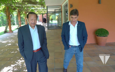 TimelessToday, Prem Rawat interviewed by RTP host, Antonio Mateus
