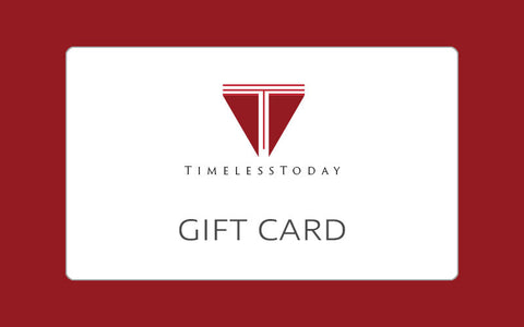 TimelessToday, Gift card