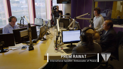 TimelessToday, Prem Rawat on Jacaranda FM Radio