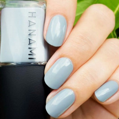 Nail Polish - Pale Grey Eyes