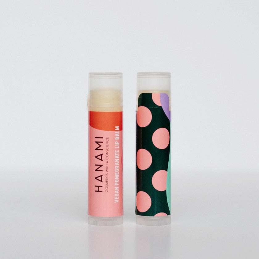 Vegan Lipbalm - Pomegranate