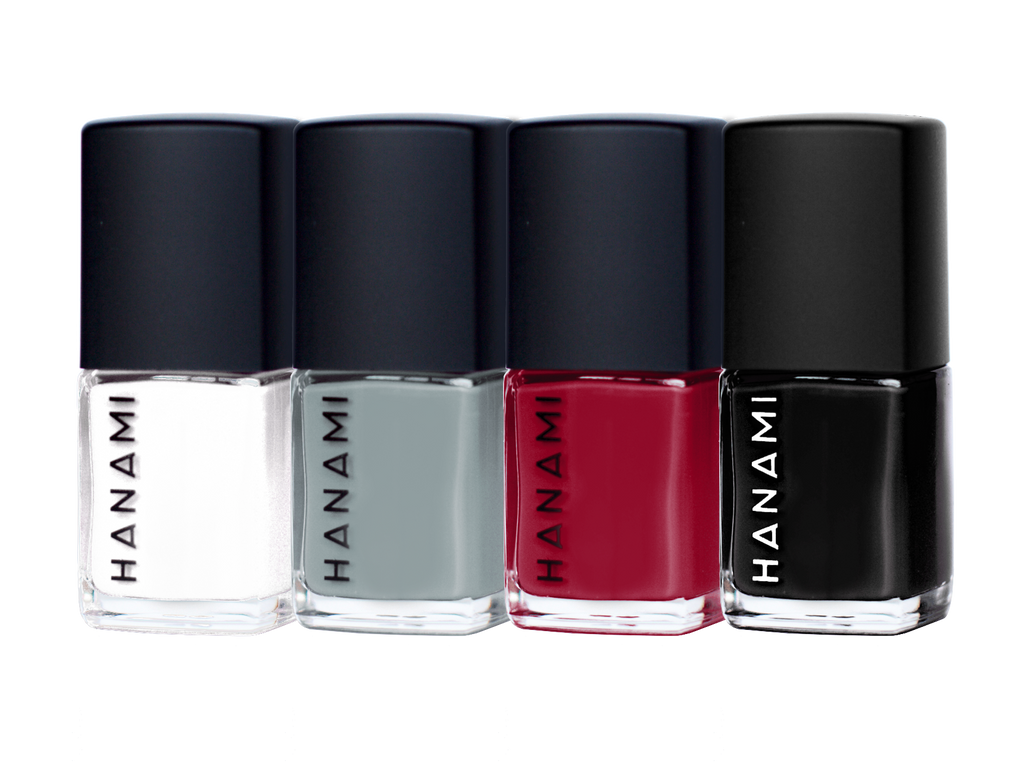 Nail Polish Mini Pack - NOIR