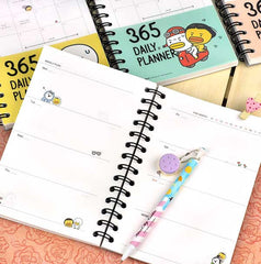 365 Daily Ducky Planner