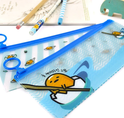 Gudetama Slim Pencil Case
