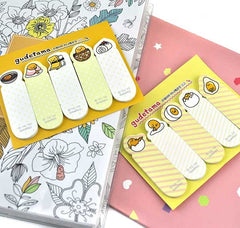 Gudetama Bookmark Tabs
