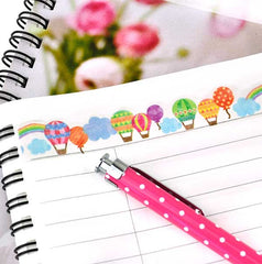 Hot Air Balloon Washi Tape