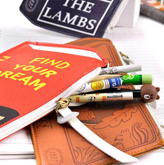 Booklet Pencil Case
