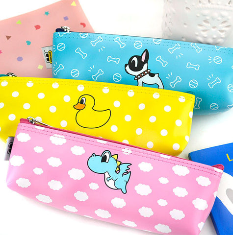 Bright and Fun Pencil Pouch