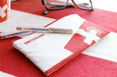 World Travel Pencil Pouches