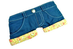 Hot Shorts Pencil Pouches