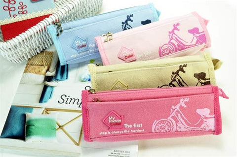 Choose Your Color Pencil Case