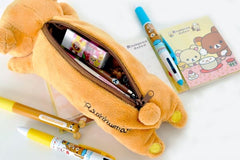 Rilakkuma Plush Pencil Pouch