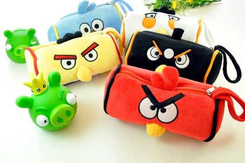Angry Birds Pencil Pouches
