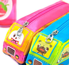 Canimals School Bus Pencil Case