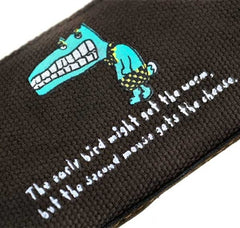 Witty Buddy Pencil Pouch