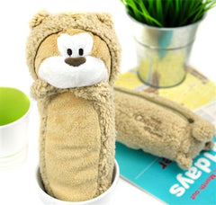 Cuddly Buddies Pencil Pouch