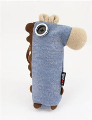 Toy Horse Canvas Pencil Case