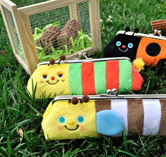 Little Buggy Clutch Pencil Cases