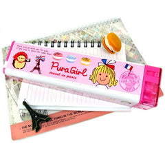 Fun Europe Adventure Pencil Boxes