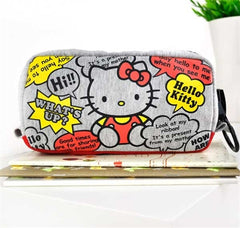 Comic Design Big Zipper Pencil Case Series