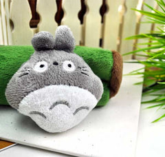 Totoro Nature Green Pencil Pouch