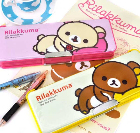 Rilakkuma Simple Life Pencil Box