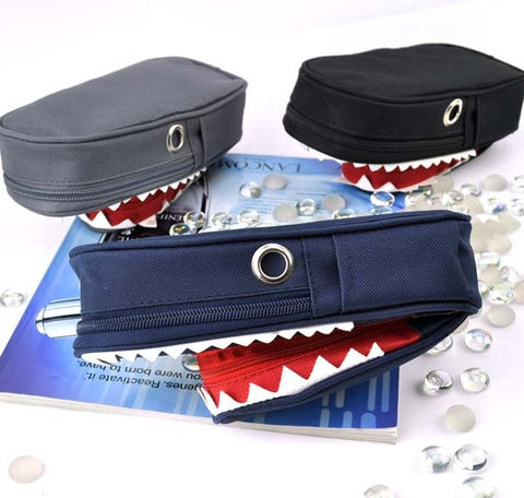 Shark Jaws Pencil Pouch