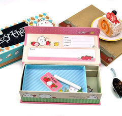 Molang Blackboard Pencil Box
