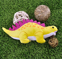 Dinosaur Plush Pencil Pouch