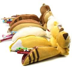 Tails of Fun Pencil Pouch