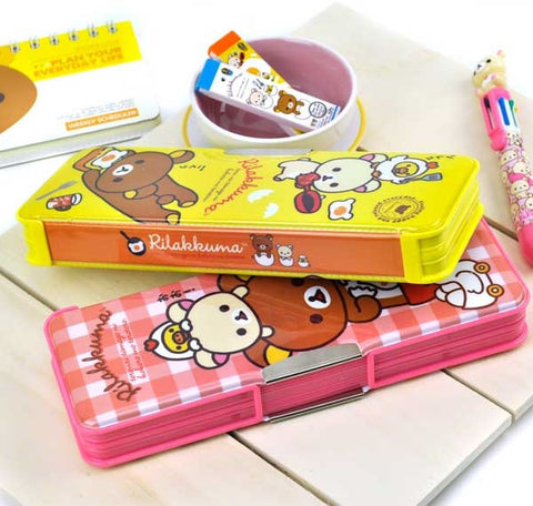 Rilakkuma Kitchen Delight Pencil Box