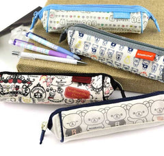 San-X Slim Cylinder Pencil Pouch