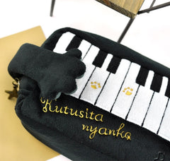 Kutusita Nyanko Keyboard Pencil Pouch