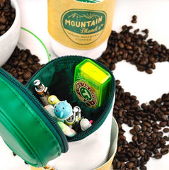 Coffee Cup Pencil Pouch