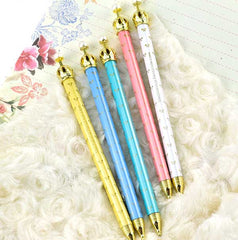 Deluxe Crown and Bow Mechanical Pencil