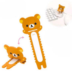 Rilakkuma Cord/Headphone Holder