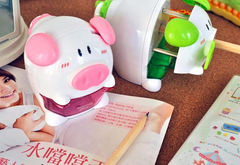 Little Piggy Pencil Sharpeners