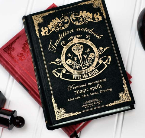 Magic Spell Journal