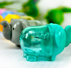 Elephant Pencil Sharpeners