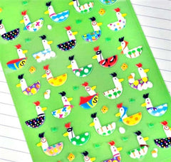 Kawaii Design Sticker Collection