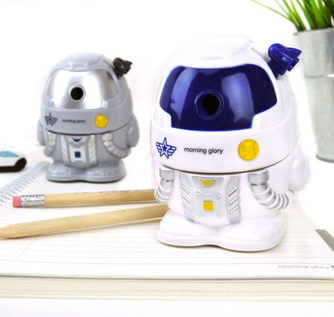 Space Avenger Desktop Pencil Sharpener