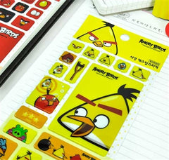 Angry Birds Digital Accessory Sticker