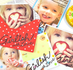 Baby Love Stationery Set