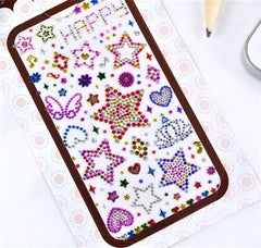 Bling Cellphone Decals