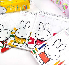 Miffy's Cute Monthly Planners