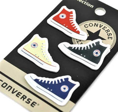 Converse Shoes Tab Stickers Set